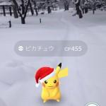 【ポケモンGO】北海道は寒すぎ・道路が凍って転倒するのが怖い