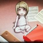 【ダンガンロンパV3】赤松楓の子供時代の写真が可愛いけど怖いと話題!【ネタバレ・フラゲ】