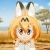 【けものフレンズ】サーバルちゃんのカワイイ画像をまとめてみた!